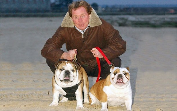 Redknapp#s dog, rosie, tax