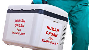 organ donor, organ donor register