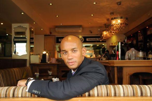 Umunna riff raff, nightclub, labour leader, champagne