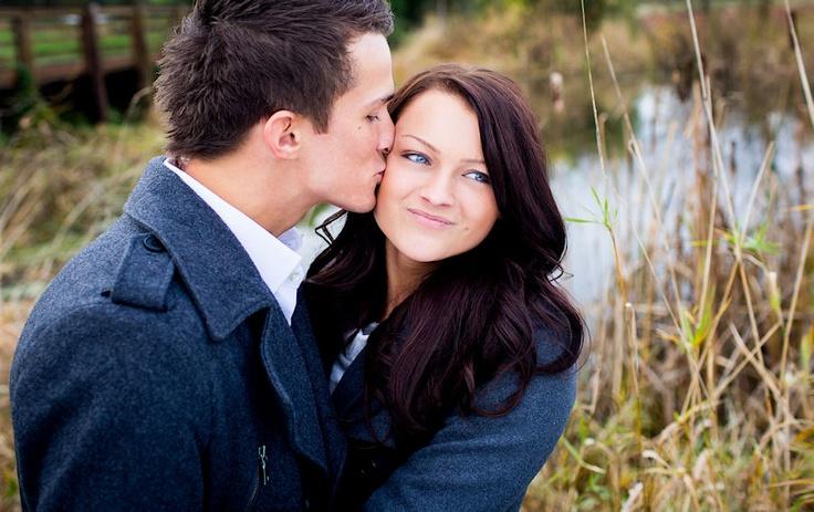 smug newlyweds