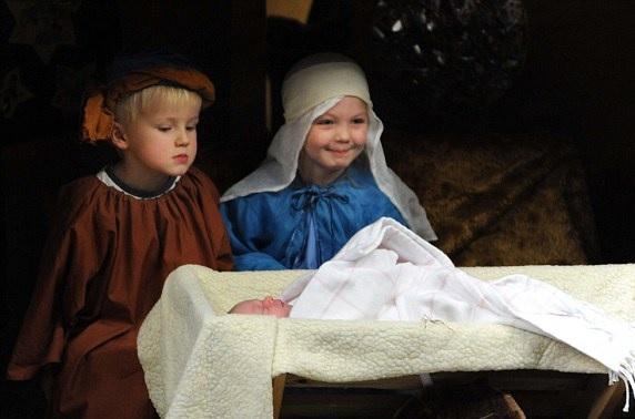 greggs, sorry, baby jesus, sausage roll, nativity